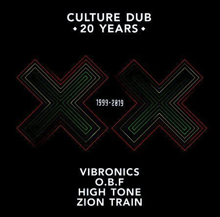 Zion Train - Culture Dub - 20 Years