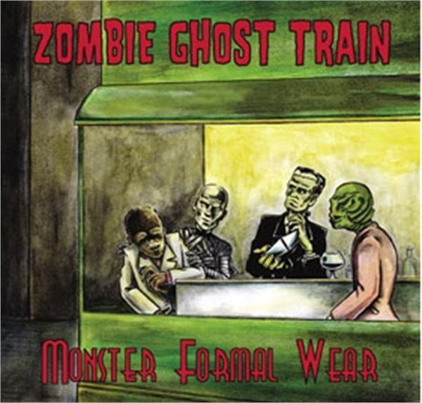 Zombie Ghost Train - Monster Formal Wear